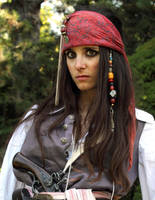Elo Sparrow story : Captain's eyes by elodie50a