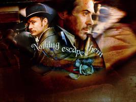 Sherlock Holmes. by DaaRia