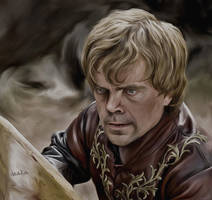 Game of Thrones - Tyrion by DaaRia