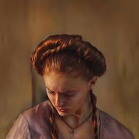 Game of Thrones - Sansa by DaaRia