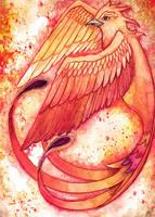 Phoenix by Izumigee