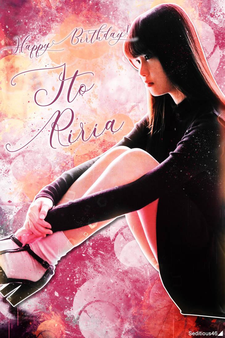 Happy Birthday Riria! by Seditious46