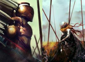 knights by gamka
