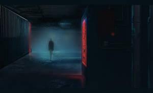 Alone by gamka