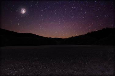 Starry Night by XxBlue-MoonxX