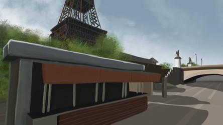 Paris by XxBlue-MoonxX