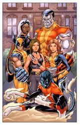 X-Men by DashMartin
