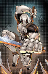 Uncanny X-Force Deadpool by DashMartin