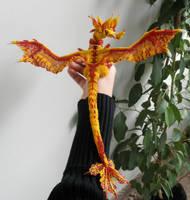 Hi, I have a leaf on my tail by Rrkra
