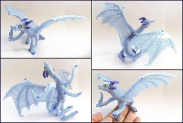 Blue dragon trade by Rrkra