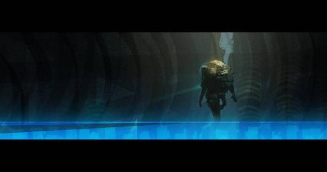 Space Jockey by Bloommer