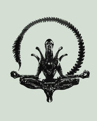 My Alien II by Bloommer