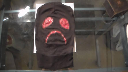 Hoody Mask by awesometovar