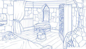 Room of Memories - I by boum