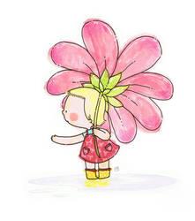 Flower Shower by boum