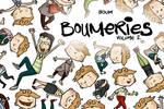 Boumeries volume 2 - Cover by boum