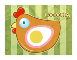 Cocotte. by boum