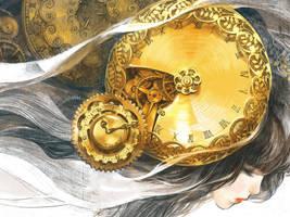 clock by tuyetdinhsinhvat