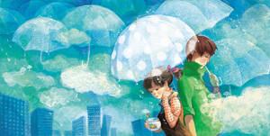 Rain by tuyetdinhsinhvat