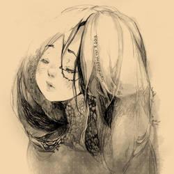 kiss me by tuyetdinhsinhvat