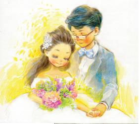 wedding by tuyetdinhsinhvat