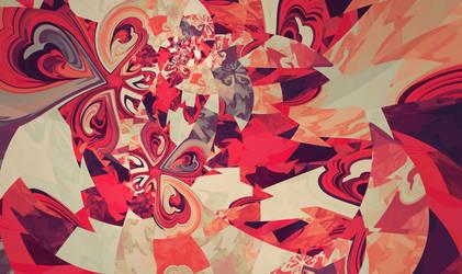 Queen of Hearts by Ulfbritt