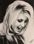 Blonde Chick by Vivaru
