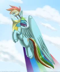 A True Lead Pony by InuHoshi-to-DarkPen