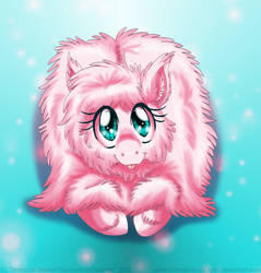 Fluffle Puff by InuHoshi-to-DarkPen