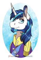 MLP:YL - Prince Shining Armor by InuHoshi-to-DarkPen