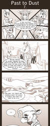 Past to Dust - Page 07 by InuHoshi-to-DarkPen