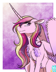 Letting That Mane Down by InuHoshi-to-DarkPen