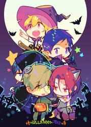 Free - Halloween by siruphial