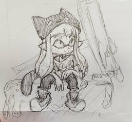 Inkling Doodle by Yukiru