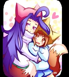 The Fox Siblings by Yukiru