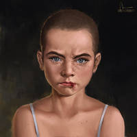 Commission : Sawyer by IndahAlditha
