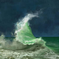 Study01 - Waves by IndahAlditha