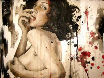 Femme Fatale 6 by Gamalierbravo