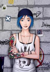 Chloe Price - Life is Strange by Yunaelys