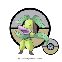 Beta Weepinbell Evolution (Tsubomitto) by Skallhati