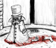 Jack The Ripper by Fadri