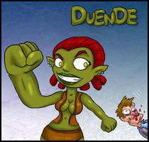 Duende by Fadri