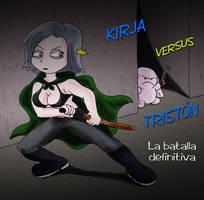 Kirja vs Triston by Fadri