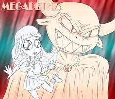 Megadethz by Fadri
