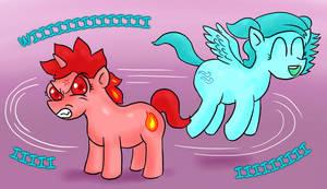 Ponymphs by Fadri