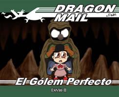 Dragon Mail - Book 2 Cover by Fadri