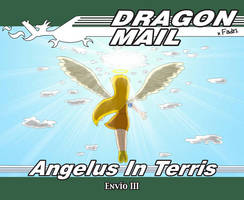 Dragon Mail - Book 3 Cover by Fadri