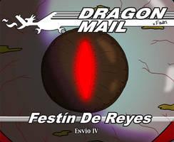 Dragon Mail - Book 4 Cover by Fadri