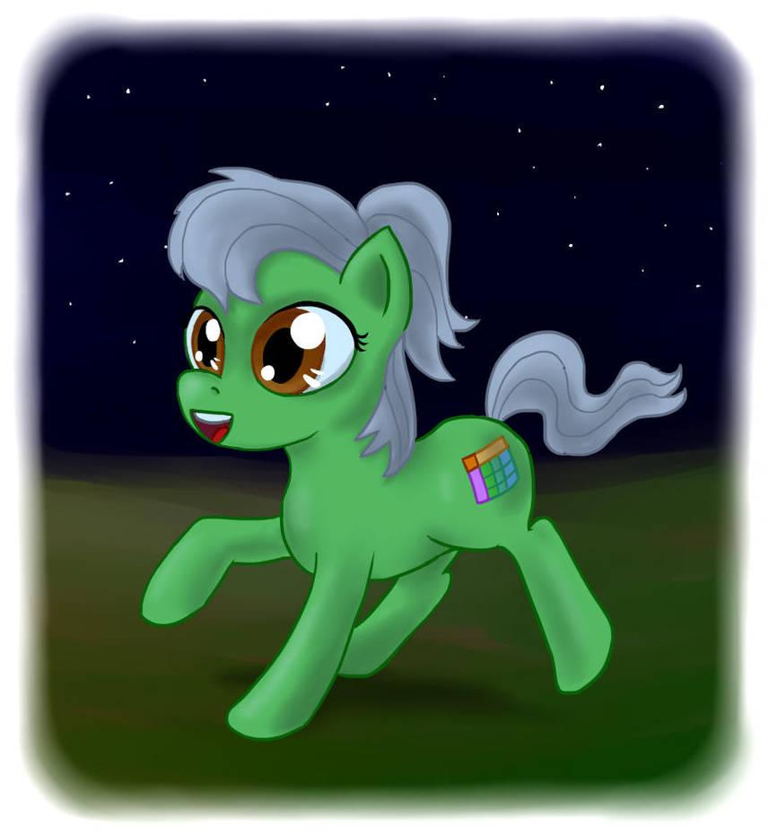 Example Pony by Fadri