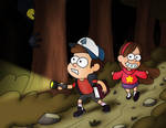 Gravity Falls by Fadri